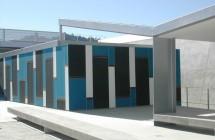 Piscina cubierta climatizada en Marín
