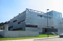 Archivo en el Campus de Elviña