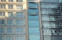 Edificio comercial en Los Cantones de A Coruña