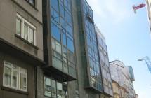 Viviendas en Ciudad Escolar (A Coruña)